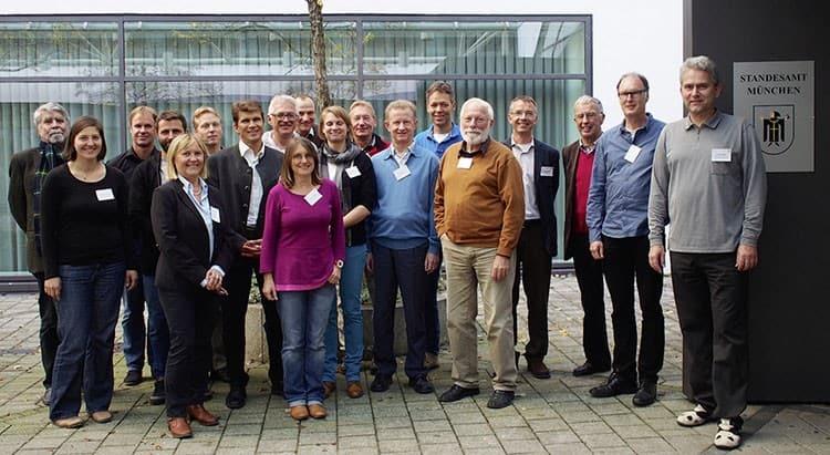Teilnehmer des 1. Beteiligtenworkshops
