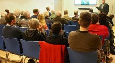 Vortrag Helmut Knauer
